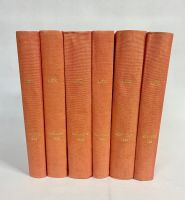 1955 Complete Year - All 52 Professionally Bound Issues in 6 Volumes -  with indexes