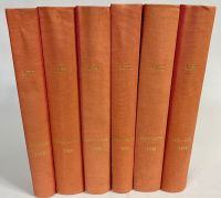 1956 Complete Year - All 52 Professionally Bound Issues in 6 Volumes -  with indexes