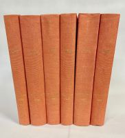 1957 Complete Year - All 52 Professionally Bound Issues in 6 Volumes -  with indexes