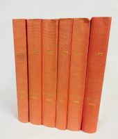 1958 Complete Year - All 52 Professionally Bound Issues in 6 Volumes -  with indexes