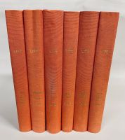 1960 Complete Year - All 52 Professionally Bound Issues in 6 Volumes -  with indexes