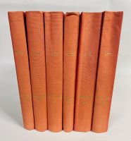 1961 Complete Year - All 52 Professionally Bound Issues in 6 Volumes -  with indexes