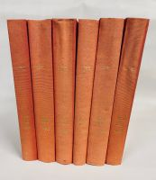 1965 Complete Year - All 52 Professionally Bound Issues in 6 Volumes -  with indexes