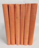 1968 Complete Year - All 52 Professionally Bound Issues in 6 Volumes -  with indexes