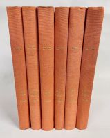 1969 Complete Year - All 52 Professionally Bound Issues in 6 Volumes -  with indexes