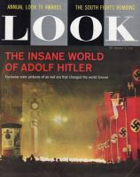 Look Magazine, January 6, 1959 - Vintage photo from rally in Nazi Germany