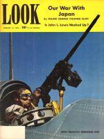 Look Magazine, January 13,1942 - Gunner in airplane