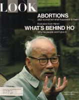 Look Magazine, January 21, 1969 - What's Behind Ho