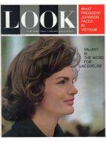 Look Magazine, January 28, 1964 - Jacqueline Kennedy, Jackie