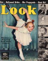 Look Magazine, February 1, 1938 - Sonja Henie