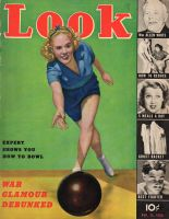 Look Magazine, February 15, 1938 - Bowling