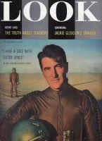 Look Magazine, February 21, 1956 - Frank K. Everest, Rocket pilot