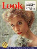 Look Magazine, March 10, 1953 - Betsy von Furstenberg