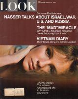 Look Magazine, March 19, 1968 - Jackie Bisset
