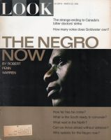 Look Magazine, March 23, 1965 - A Negro man