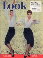 Look Magazine, March 24, 1953 - Joanne Gilbert