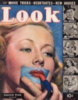 Look Magazine, March 29, 1938 - Beauty Tricks