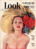 Look Magazine, March 29, 1949 - Summer hats