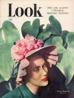 Look Magazine, March 30, 1948 - Easter Bonnet by Sally Victore