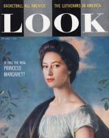 Look Magazine, April 1, 1958 - Princess Margaret