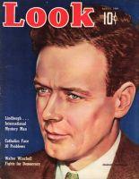 Look Magazine, April 11, 1939 - Charles Lindbergh