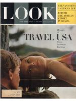 Look Magazine, May 5, 1964 - Mother and son