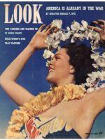 Look Magazine, April 23, 1940 - Judy Baum