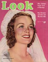 Look Magazine, April 25, 1939 - Brides