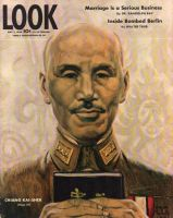 Look Magazine, May 2, 1944 - Generalissimo Chiang Kai-shek