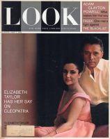 Look Magazine, May 7, 1963 - Elizabeth Taylor and Richard Burton