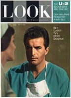 Look Magazine, May 8, 1962 - Vincent Edwards