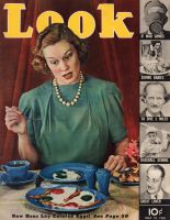 Look Magazine, May 10, 1938 - Colored Eggs