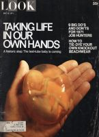 Look Magazine, May 18, 1971 - Taking Life in our own Hands
