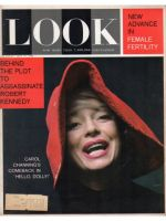 """Look Magazine, May 19, 1964 - Carol Channing in """"Hello, Dolly."""""""