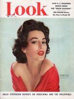 Look Magazine, June 2, 1953 - Dorian Leigh
