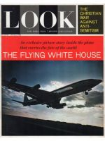 Look Magazine, June 2, 1964 - Air Force One, the President's plane