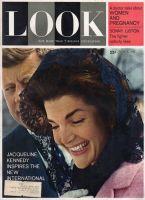 Look Magazine, June 5, 1962 - Jacqueline Kennedy and JFK
