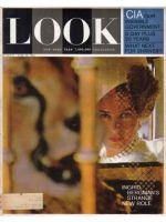 Look Magazine, June 16, 1964 - Ingrid Bergman's strange new role, cover story