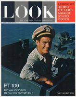 Look Magazine, June 18, 1963 - Cliff Robertson