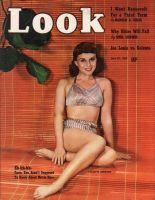 Look Magazine, June 20, 1939 - Paulette Goddard