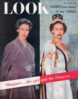 Look Magazine, June 29, 1954 - Princess Margaret