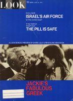 Look Magazine, June 30, 1970 - Aristotle & Jackie Onassis