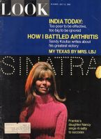 Look Magazine, July 12, 1966 - Nancy Sinatra