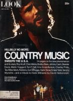 Look Magazine, July 13, 1971 - Country Music
