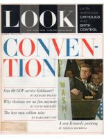 Look Magazine, July 14, 1964 – A new Kennedy Painting by Norman Rockwell