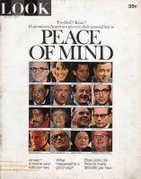 Look Magazine, July 27, 1971 - Peace of Mind