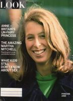 Look Magazine, July 28, 1970 - Princess Anne