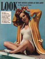 Look Magazine, July 30, 1940 - Marjorie Deanne poolside