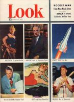 Look Magazine, July 31, 1951 - Marlene Dietrich Stan Musial (baseball)