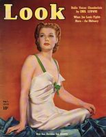 Look Magazine, August 1, 1939 - Ann Sheridan